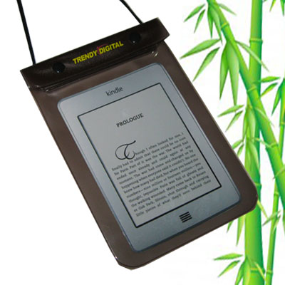 WaterGuard Waterproof Case for Kindle Touch, Black